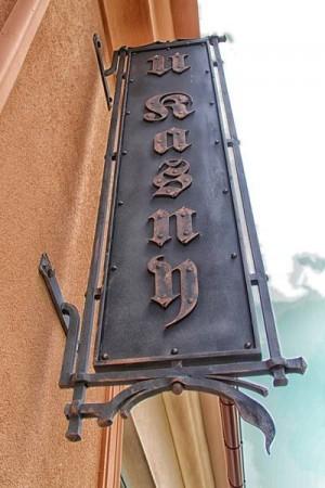 Restaurace a Hotel U Kašny